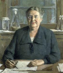 Johanna Westerdijk portret -